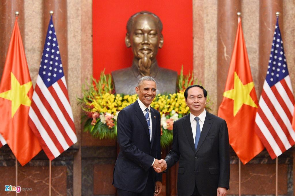 3 ngay cong du Viet Nam cua Tong thong Obama hinh anh 5