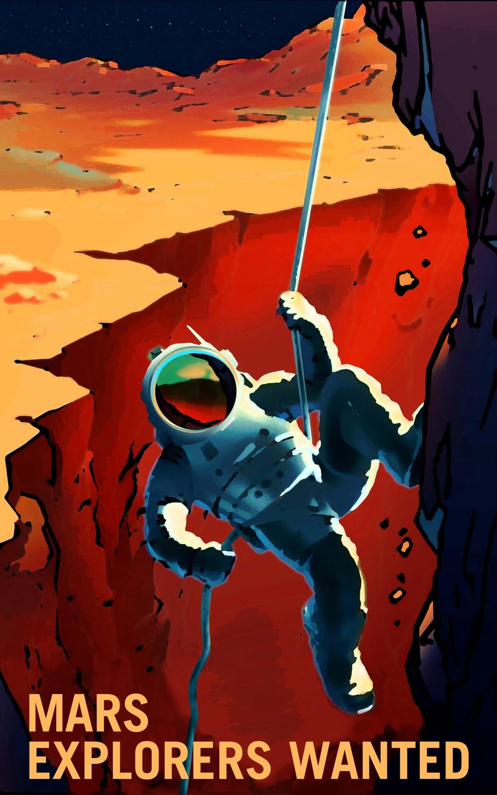 NASA tung poster tuyen nguoi len sao Hoa hinh anh 7