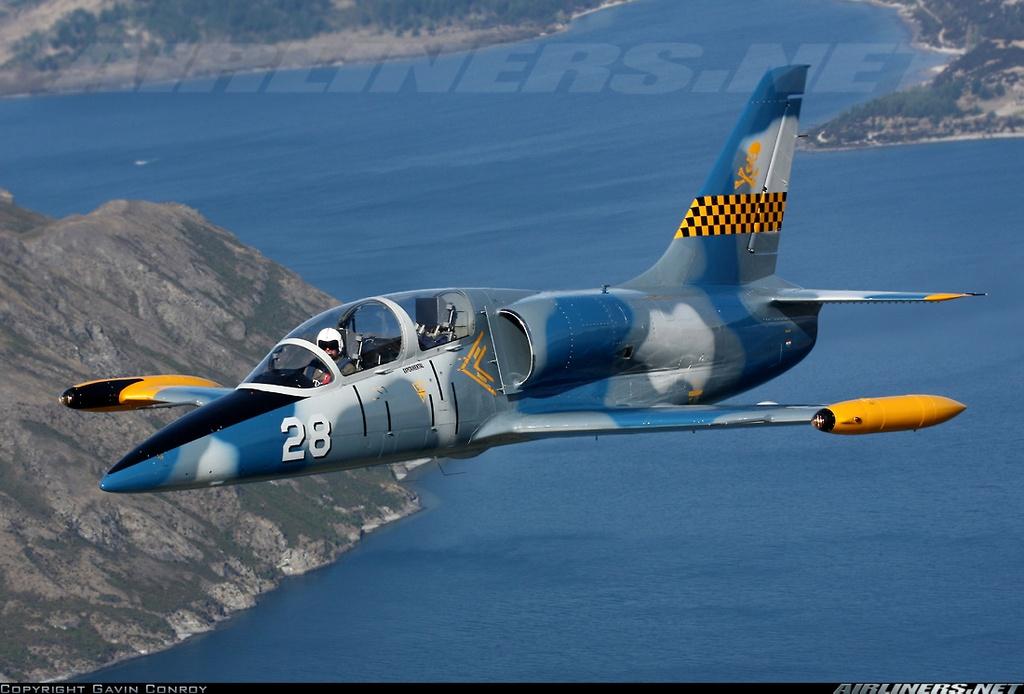 may bay huan luyen L-39 anh 9