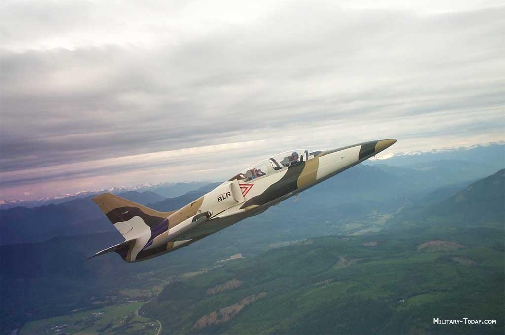 may bay huan luyen L-39 anh 2