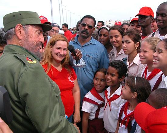 Cuba tuoi dep duoi thoi Fidel Castro anh 4