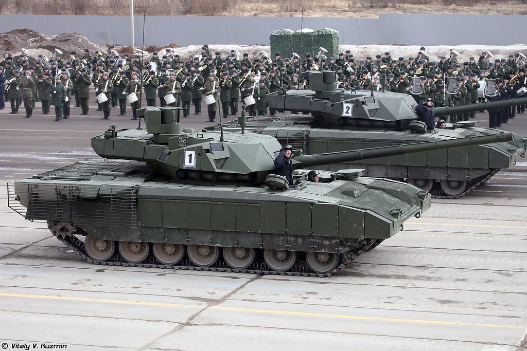 Duyet binh o Nga anh 5
