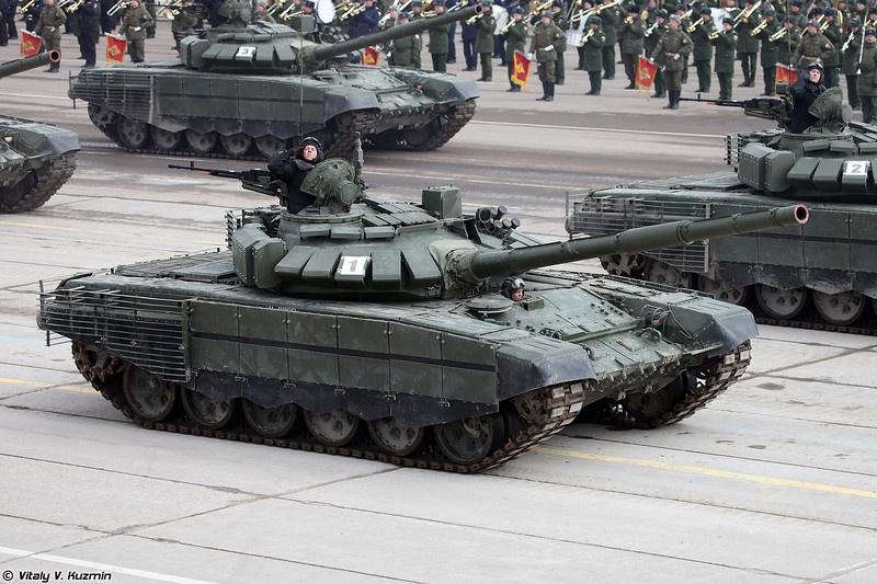 Duyet binh o Nga anh 7