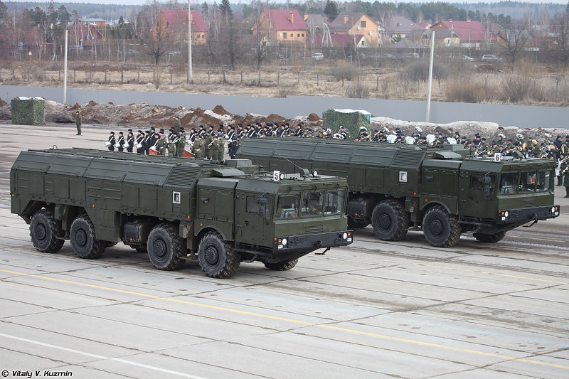 Duyet binh o Nga anh 12