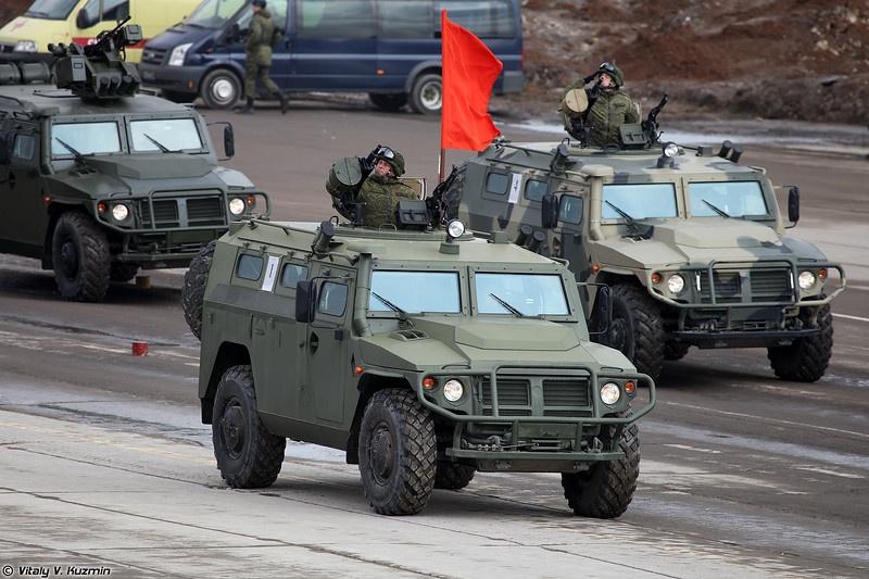 Duyet binh o Nga anh 2