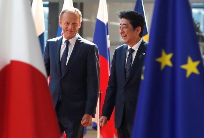 EU - Nhat 'doi xe hoi lay pho mai', My thiet thoi dung ngoai hinh anh 1