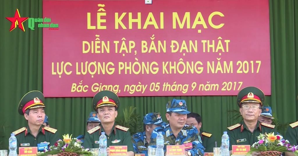 Viet Nam lan dau ban thu ten lua phong khong Spyder hinh anh 1