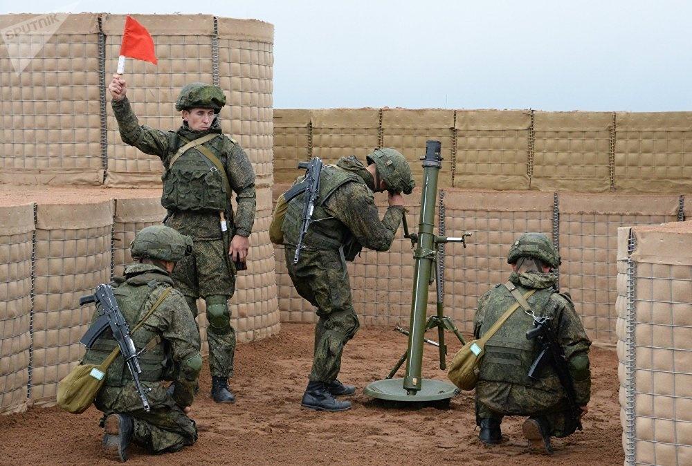 Sieu tang T-14 Armata lan dau xung tran tai Zapad 2017 hinh anh 9