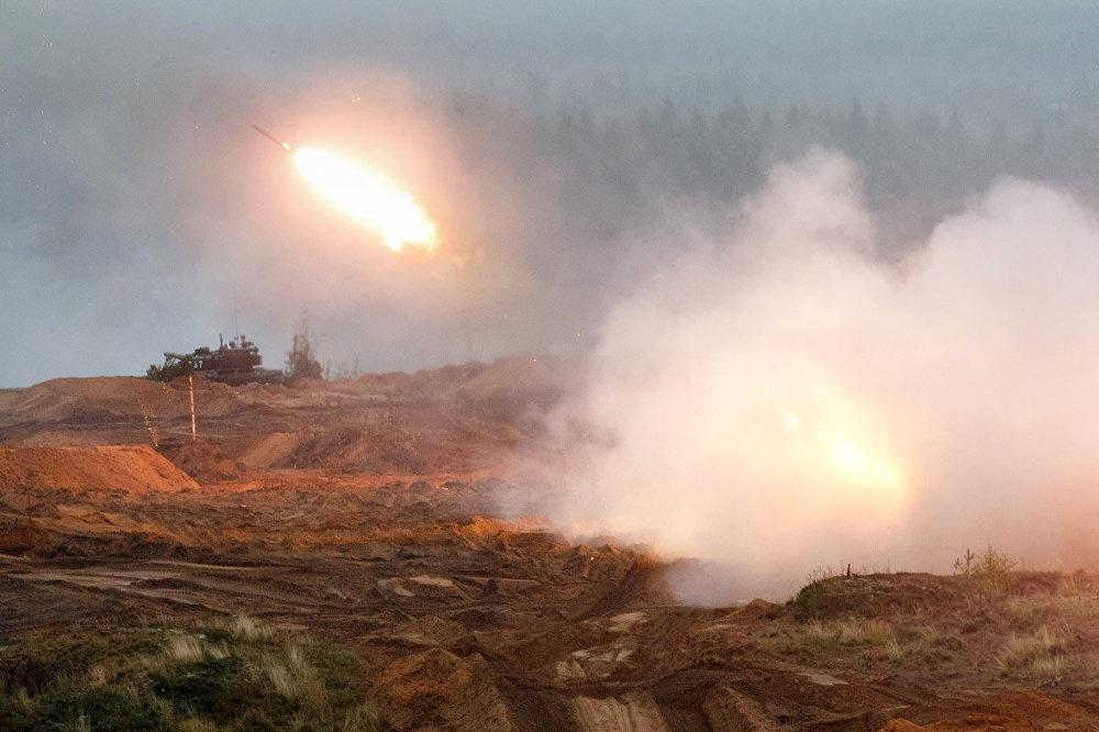 Sieu tang T-14 Armata lan dau xung tran tai Zapad 2017 hinh anh 6