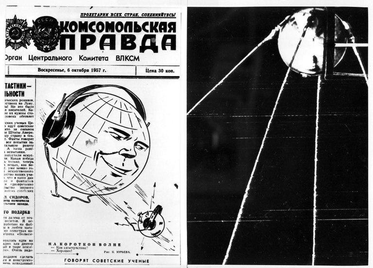 60 nam Sputnik va khoi dau ky nguyen vu tru cua nhan loai hinh anh 2