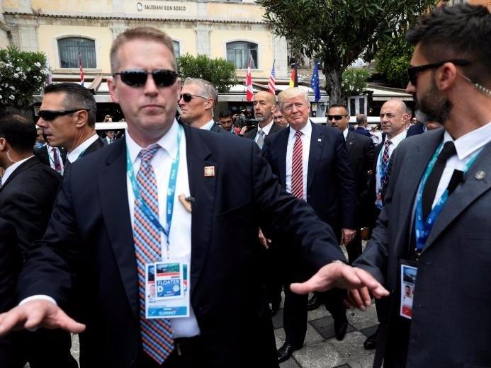 Ngan sach bao ve TT Trump co the len den 1 ty USD hinh anh 2