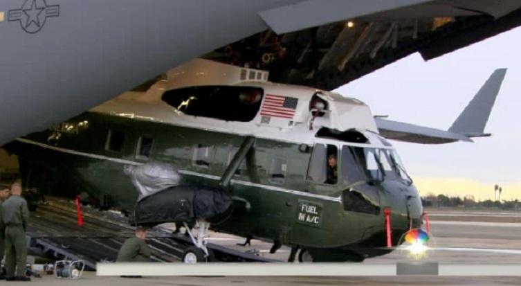 Ngua tho C-17 cho theo nhung gi den Viet Nam cho TT Trump? hinh anh 12