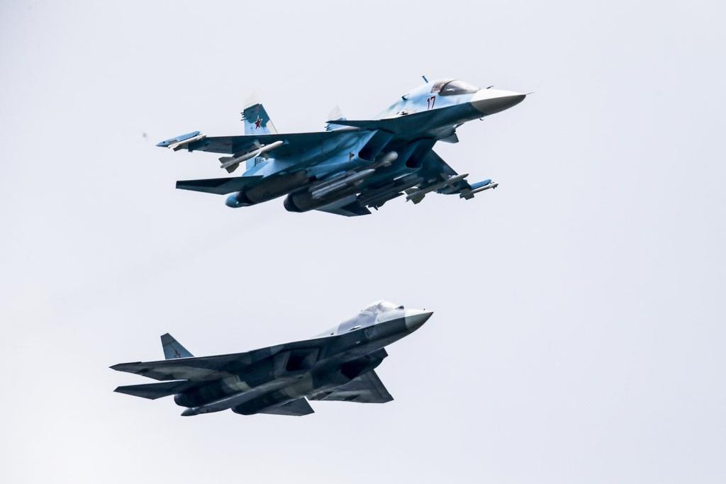 Tiem kich tang hinh Su-57 cua Nga co the qua mat F-22 cua My hinh anh 12