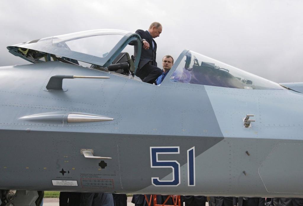 Tiem kich tang hinh Su-57 cua Nga co the qua mat F-22 cua My hinh anh 2