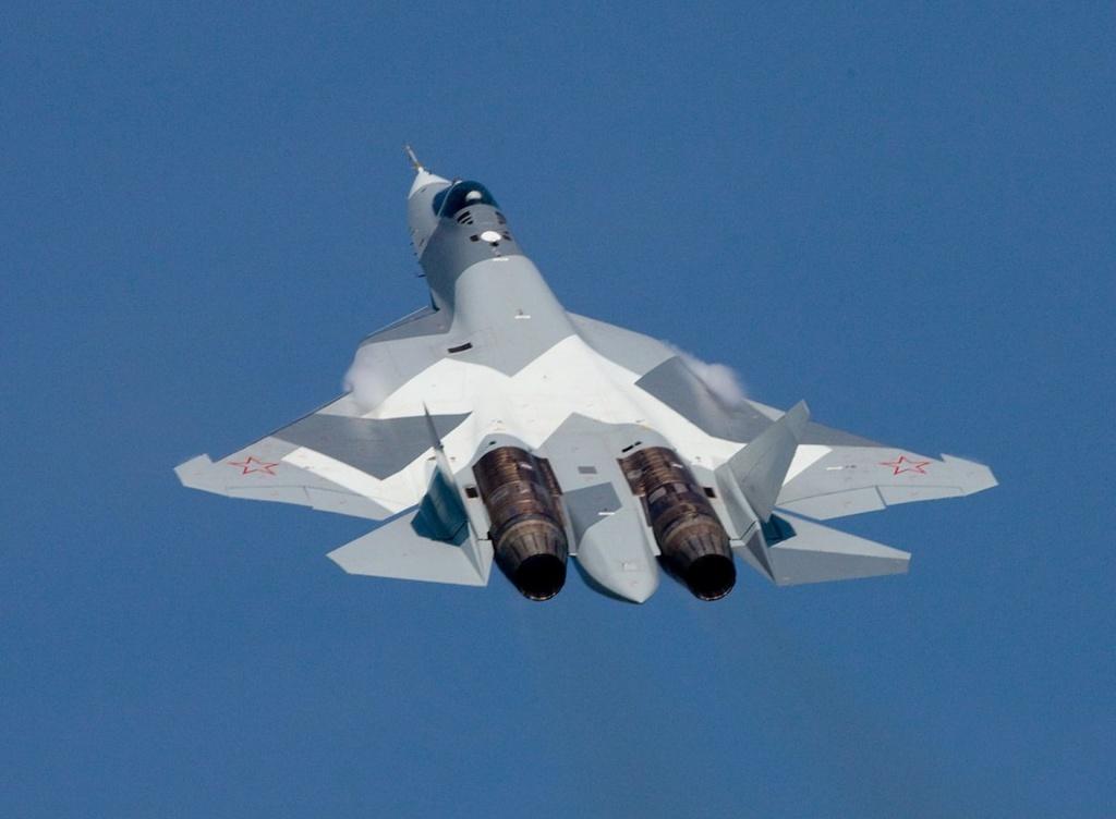 Tiem kich tang hinh Su-57 cua Nga co the qua mat F-22 cua My hinh anh 4