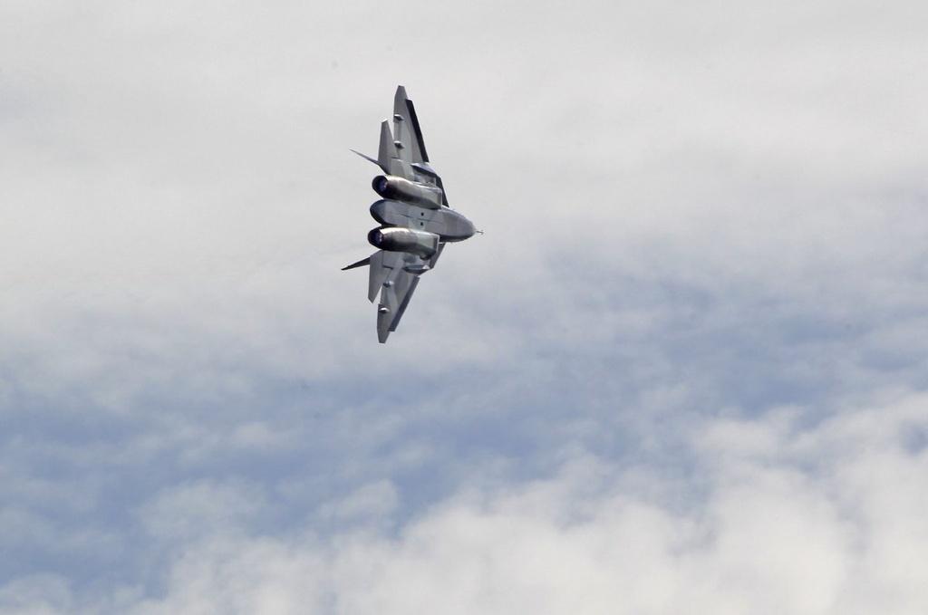 Tiem kich tang hinh Su-57 cua Nga co the qua mat F-22 cua My hinh anh 9