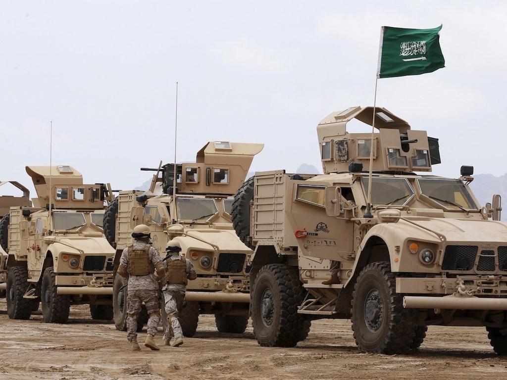 Nghich ly quan doi Saudi: Vu khi hien dai, suc chien dau yeu hinh anh 2