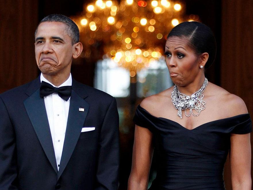Nhung khoanh khac hanh phuc cua vo chong Tong thong Obama hinh anh 10
