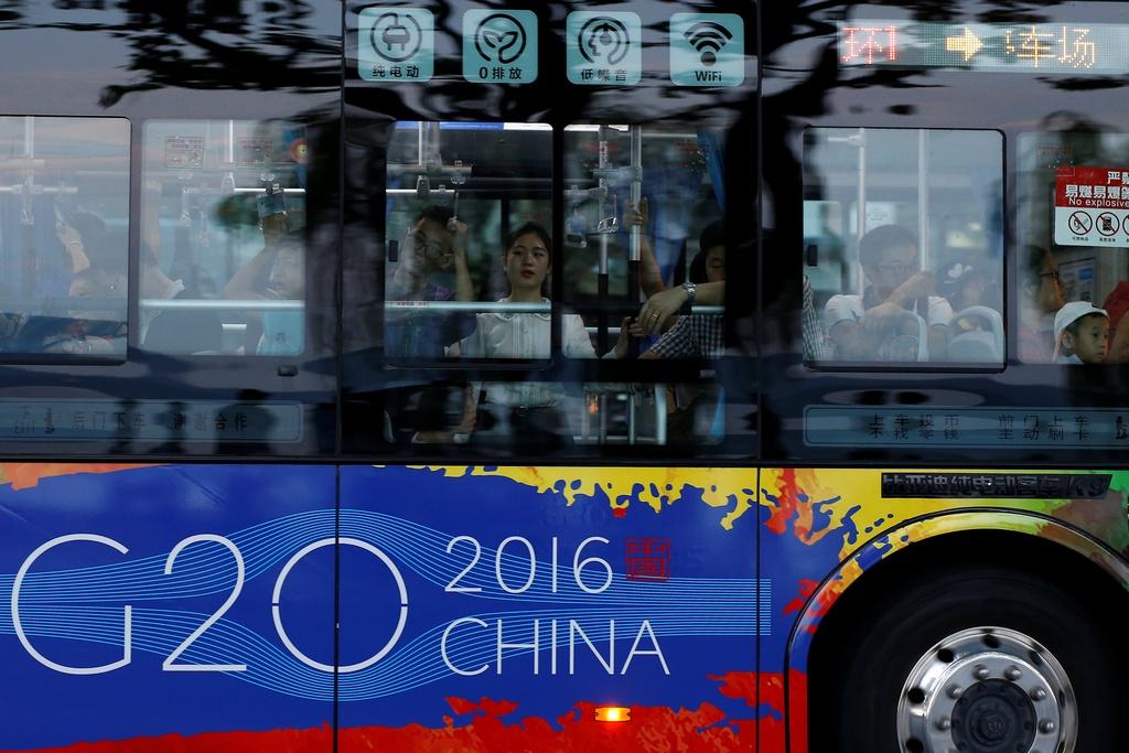 Ong Obama, cac lanh dao quoc te te tuu tai hoi nghi G20 hinh anh 12