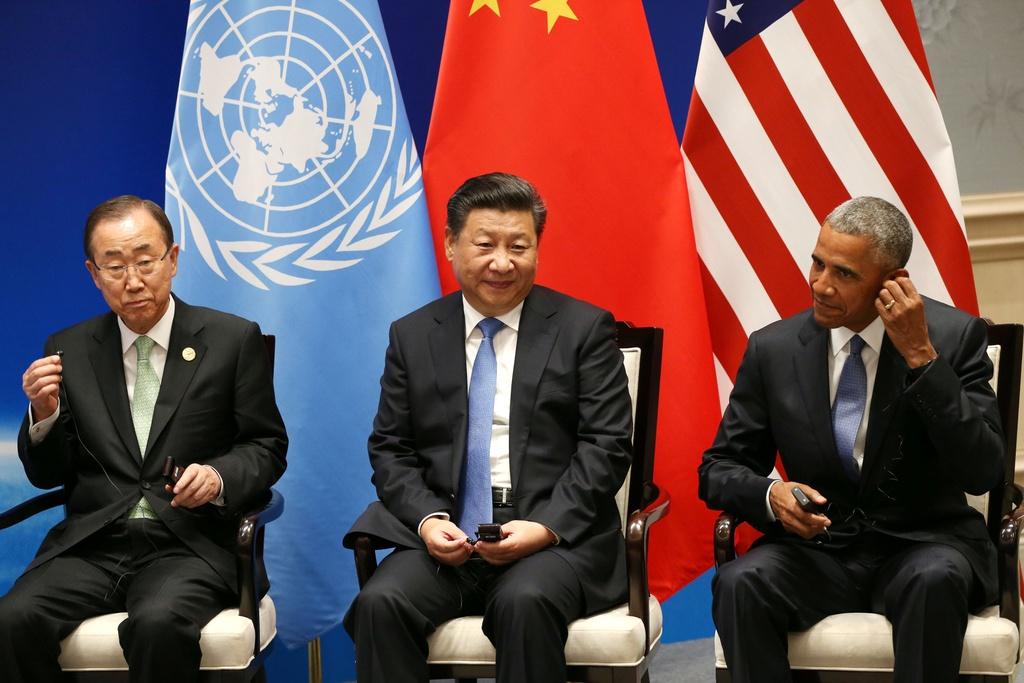 Ong Obama, cac lanh dao quoc te te tuu tai hoi nghi G20 hinh anh 2