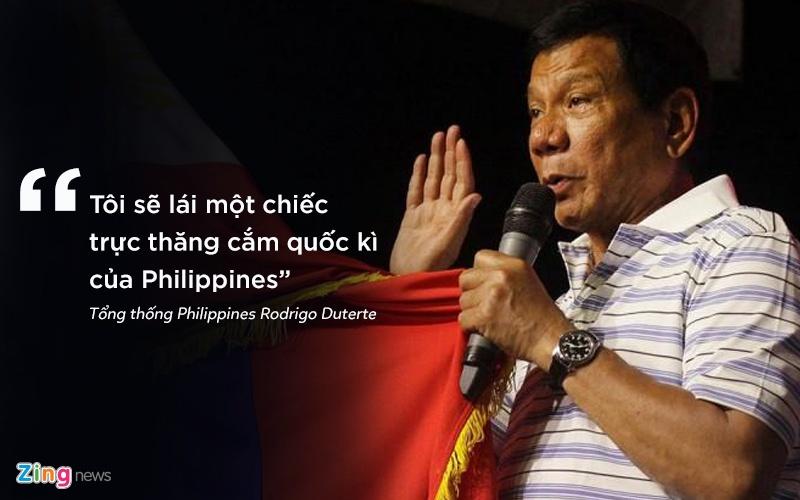 phat ngon gay soc cua tong thong Philippines anh 4