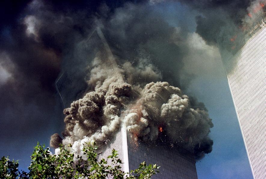 nhung hinh anh khong quen vu 11/9 anh 2