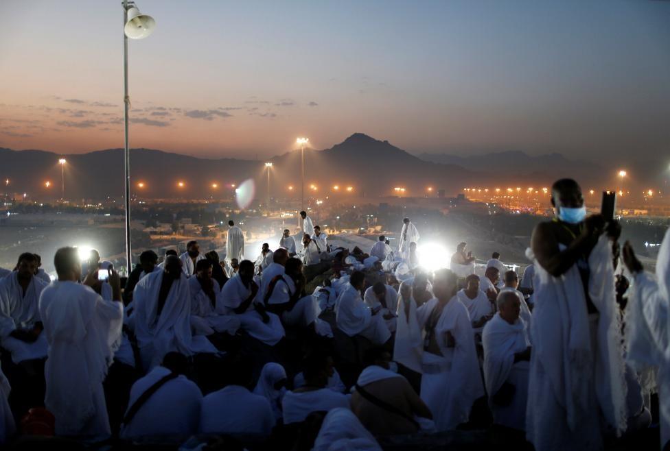 Tin do Hoi giao chen chuc trong le hanh huong Hajj 2016 hinh anh 2