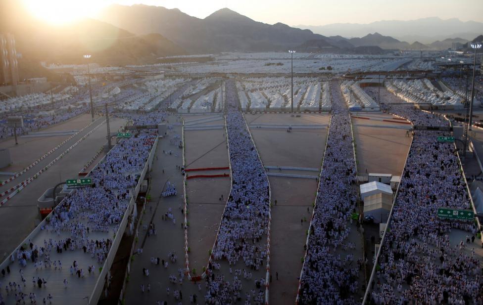 Tin do Hoi giao chen chuc trong le hanh huong Hajj 2016 hinh anh 7