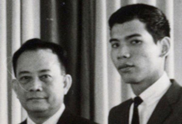 Tong thong Duterte khi con nho anh 5