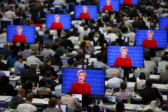 100 trieu luot nguoi xem Trump dau khau voi Clinton hinh anh 5