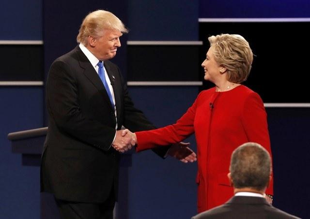 100 trieu luot nguoi xem Trump dau khau voi Clinton hinh anh 1