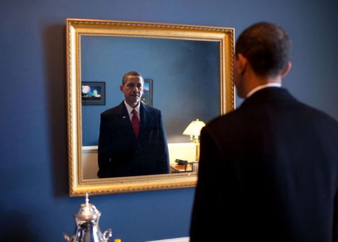 Nhung khoanh khac hau truong cua Obama suot 8 nam qua hinh anh 1