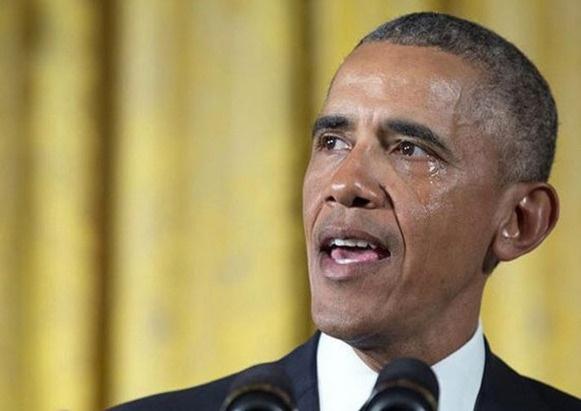 Nhung khoanh khac hau truong cua Obama suot 8 nam qua hinh anh 12