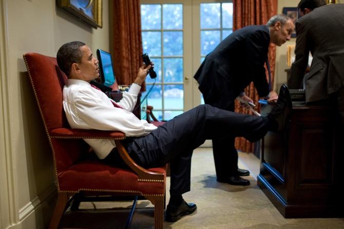 Nhung khoanh khac hau truong cua Obama suot 8 nam qua hinh anh 4