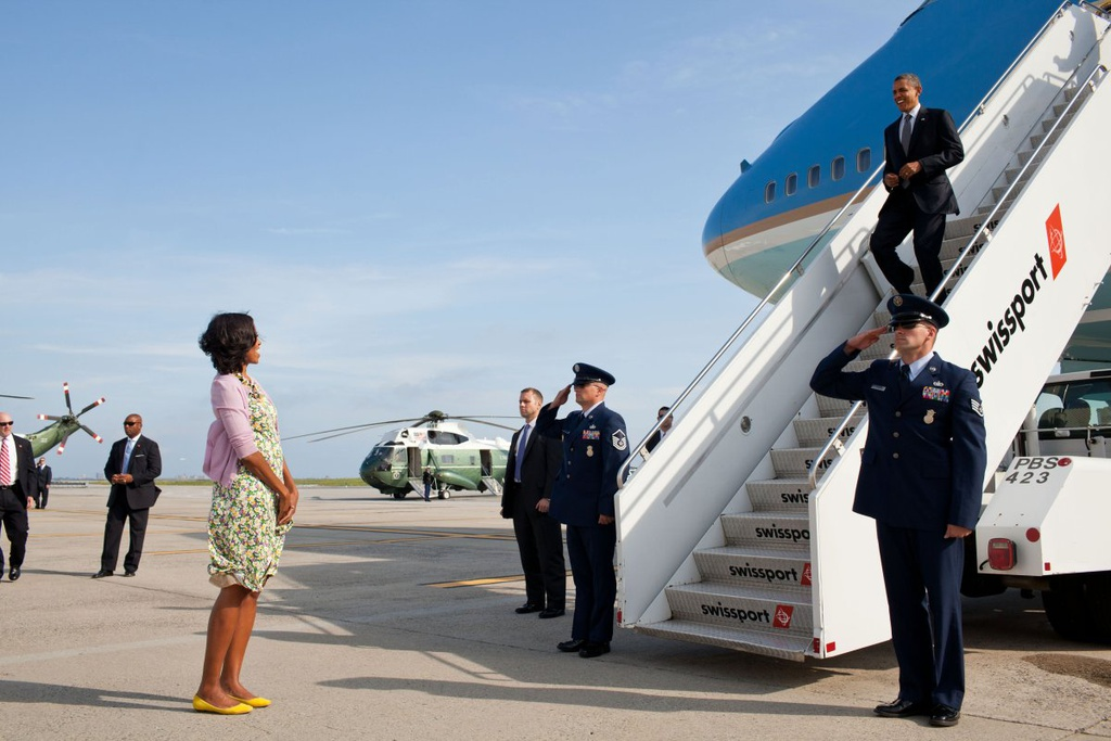 Chuyen tinh yeu vo chong Obama anh 6