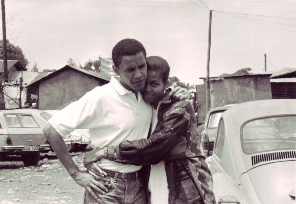 Chuyen tinh yeu vo chong Obama anh 2