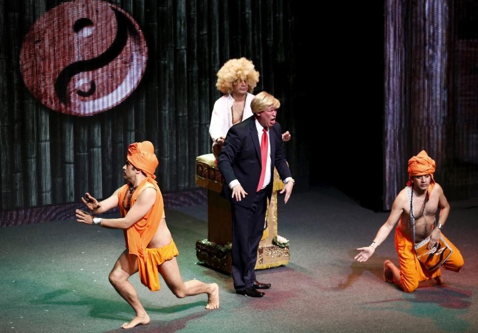 Nguoi dan khap the gioi nghi gi ve Trump hinh anh 9