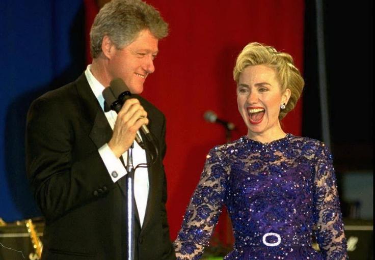 Chuyen tinh song gio cua vo chong ba Clinton anh 7