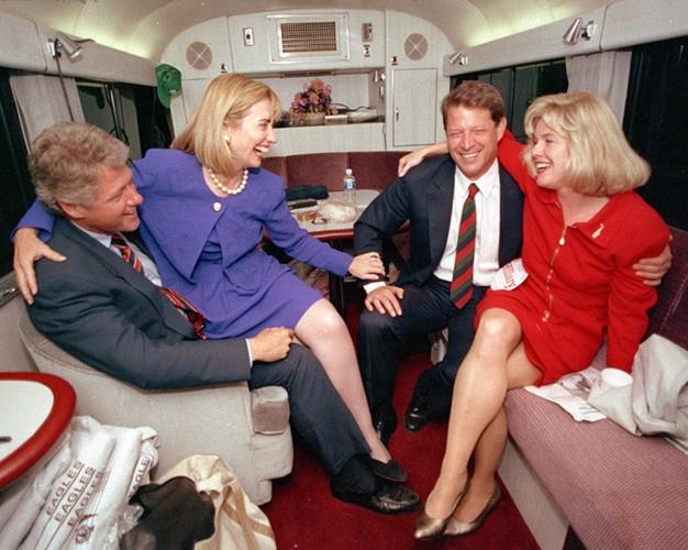 Chuyen tinh song gio cua vo chong ba Clinton anh 5