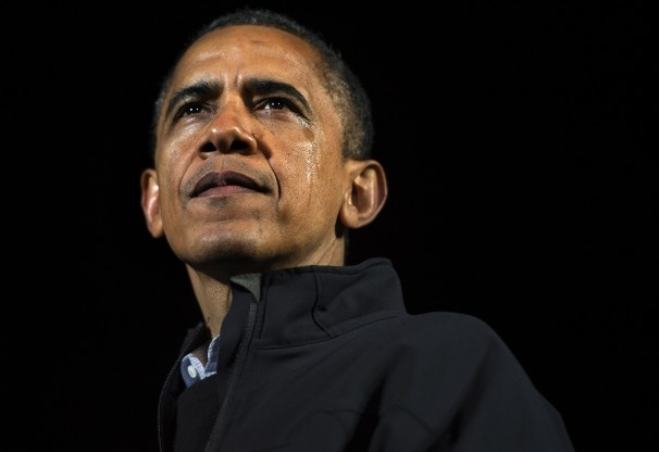 Nhung khoanh khac xuc dong cua Obama suot 8 nam qua hinh anh 8