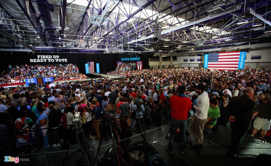 Obama: Dung de bi lua boi Donald Trump hinh anh 4
