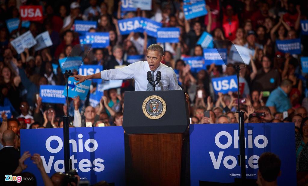 Obama: Dung de bi lua boi Donald Trump hinh anh 2