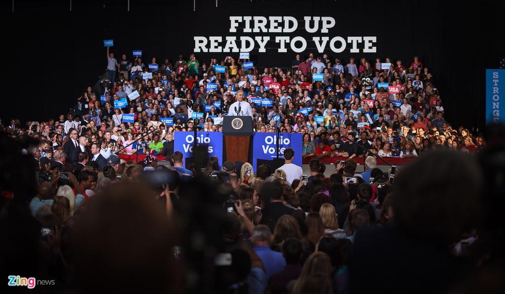 Obama: Dung de bi lua boi Donald Trump hinh anh 10