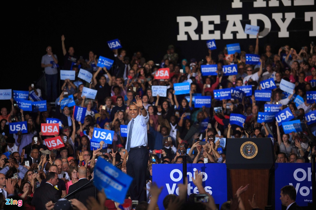 Obama: Dung de bi lua boi Donald Trump hinh anh 8