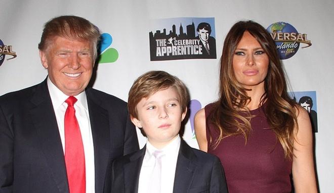 Melania Trump: Tu nguoi mau thanh ba chu Nha Trang hinh anh 5