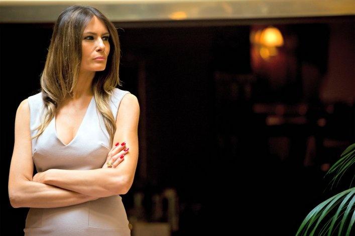 Melania Trump: Tu nguoi mau thanh ba chu Nha Trang hinh anh 11