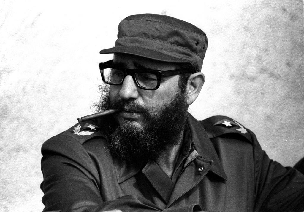 Fidel Castro va nhung khoanh khac lich su anh 4
