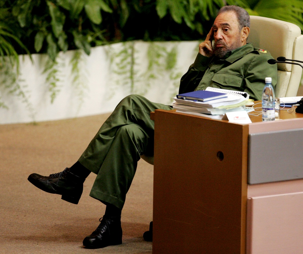 Fidel Castro va nhung khoanh khac lich su anh 7