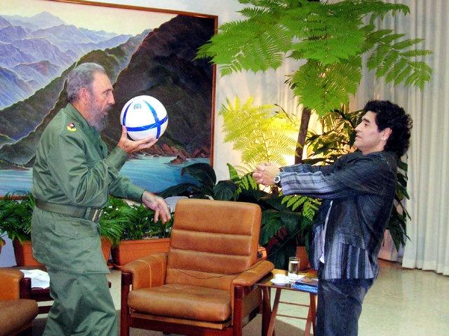 Fidel Castro va nhung khoanh khac lich su anh 9