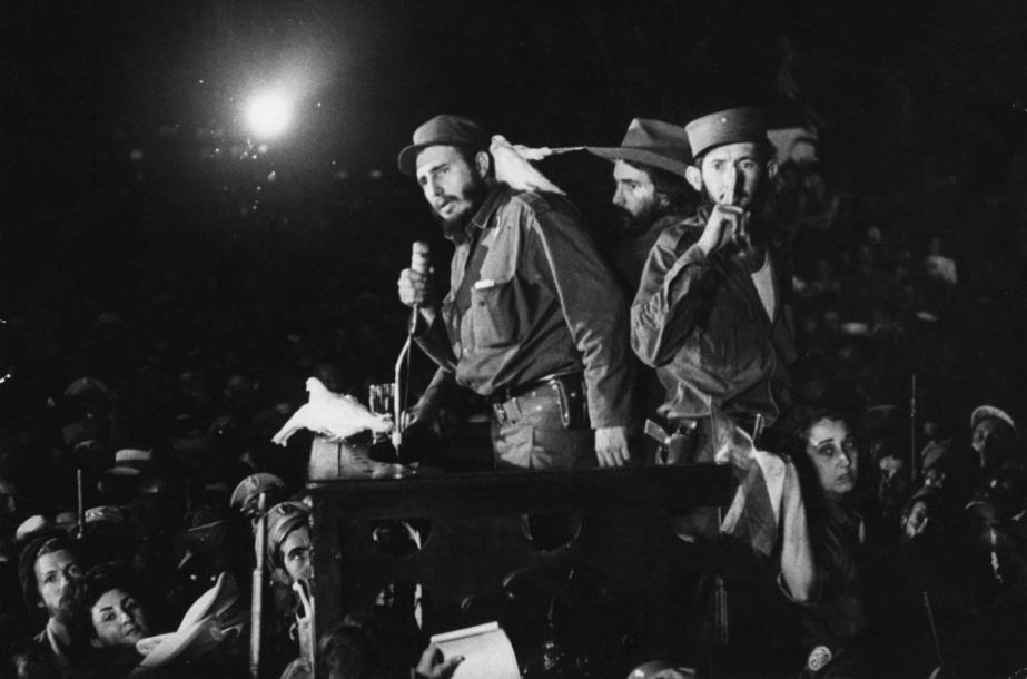 Fidel Castro va nhung khoanh khac lich su anh 5